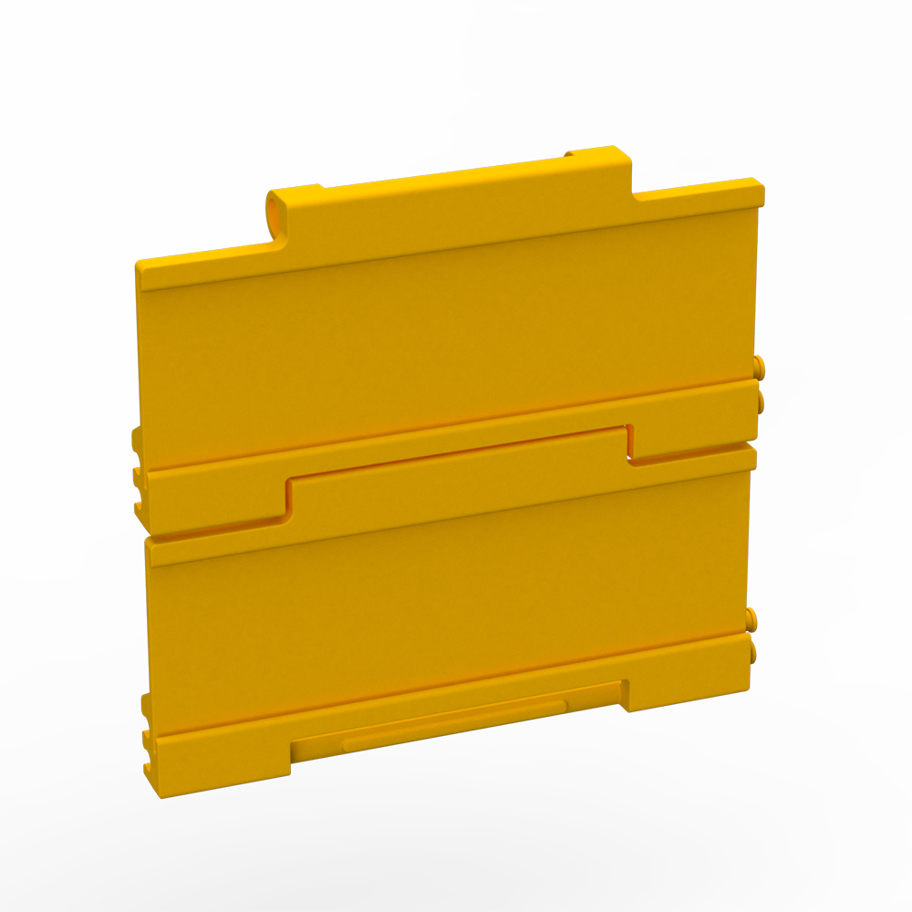 STERIRACK™ System - the gold standard healthcare storage solution - hospital storage room label holder