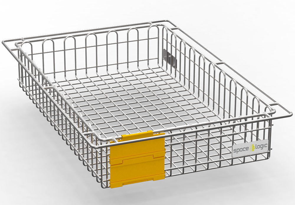 STERIRACK™ System - the gold standard healthcare storage solution - medical wire baskets