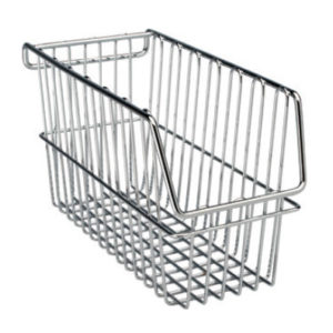 Extra small Medibin medical wire basket
