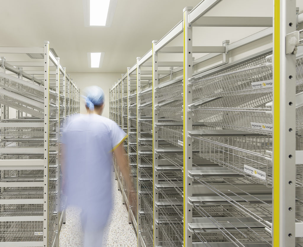 Healthcare medical clinical storage solutions