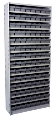 Ultra steel storage shelving
