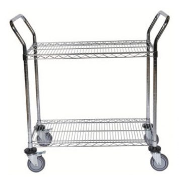 Wire trolley
